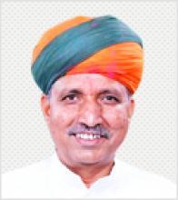 श्री अर्जुन राम मेघवाल